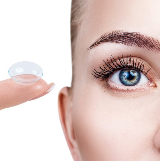 Soczewki kontaktowe - Soczewki do oczu | Okularium